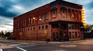 Located In A Historic Warehouse, Restaurant Cotton Has Some Of The Best River Views In Louisiana