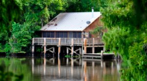 The Gorgeous Waterfront Cabins At Lake Fausse Pointe State Park In Louisiana Could Be Your Home Away From Home