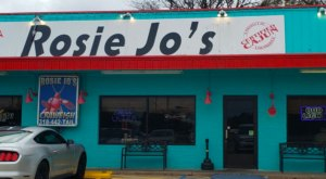 You'll Feel Like One Of The Family Dining At Rosie Jo's In Louisiana