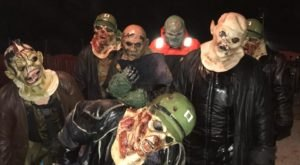Take The Family On An Exhilarating Halloween Adventure With Zombie Paintball In Illinois