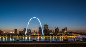 St. Louis, Missouri Is The Top Mid-Size City In The United States For A Quickie Getaway, According To Hotwire