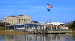 Enjoy The Breeze And A Beer At Fleet Landing, A Waterfront Restaurant In South Carolina