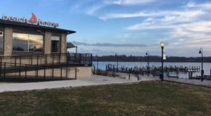 Enjoy The Breeze And A Beer At Beach House, A Waterfront Restaurant In Illinois