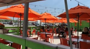 Choose From More Than 20 Beers On Tap And Lounge In The Beer Garden At The Garrison In Ohio