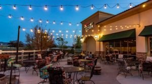 The Waterfront Patio At The Twisted Fork May Be The Best Outdoor Dining In Nevada