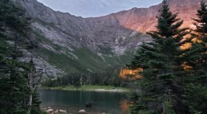 The Almost Perfect Sights And Sounds Of Baxter State Park In Maine Will Be A Memory You Won't Forget