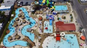 One Of Delaware's Coolest Aqua Parks, Thunder Lagoon, Will Make You Feel Like A Kid Again