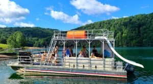 Rent Your Own Double-Decker Party Boat In West Virginia For An Amazing Time On The Water