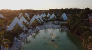 Indulge In Relaxation When You Spend The Night At The Pyramids In Florida