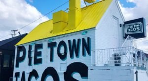 The Newly-Opened Pie Town Tacos In Nashville Is The Definition Of A Hidden Gem