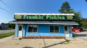 Freakin' Pickles In Michigan Offers 12 Dill-icious Gourmet Pickle Flavors