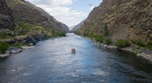 This Idaho River Cruise Is The Best Way To See The Deepest River Gorge In North America