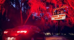 You Can Drive Through The Terrifying Scream 'N Stream Halloween Experience In Florida This Year