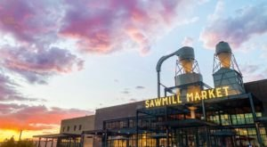 Sample Some Of New Mexico's Most Scrumptious Treats And Drinks At Sawmill Market