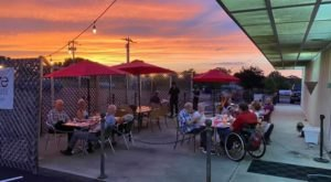 Enjoy Live Music, Great Steaks, And A Beautiful Outdoor Patio At Graze Steakhouse In Virginia