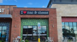 I Heart Mac & Cheese Is A Mouthwatering Indiana Restaurant With Dozens Of Different Kinds Of Mac 'N Cheese