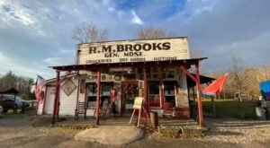 R.M. Brooks Store In Rural Tennessee Has Some Of The Best Southern Cooking Anywhere In The State