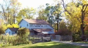 The Historic Mill Trail At Scotts Mill County Park In Michigan Is A Window Into The Past