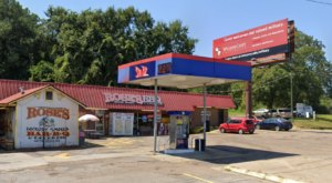 You'll Find Amazing BBQ Inside This Gas Station In Mississippi