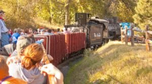 The Halloween Train Ride At The Colorado Railroad Museum Is Filled With Fun For The Whole Family