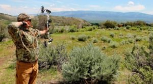 Try Your Hand At Archery At The 3-D Archery Course At Idaho's Castle Rocks State Park