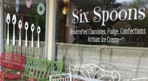 Satisfy Your Sweet Tooth At Six Spoons Chocolatier, A Whimsical Shop In Connecticut