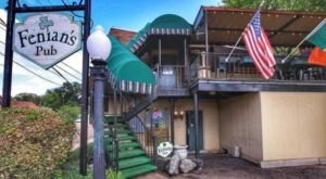 Enjoy Traditional Grub In A Setting To Match At Fenian's, An Irish Pub In Mississippi