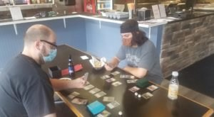 Eat Pizza And Play Board Games At Black Lotus Pizza, A Gaming Pizza Joint In Pittsburgh
