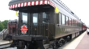 Ride The Rails Like Royalty In The President's Car On The Strasburg Railroad