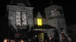 The Longest-Running Haunted House In Rhode Island, The Haunted Labyrinth, Is About To Open
