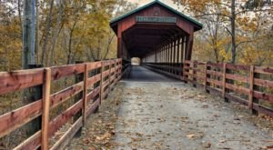 Here Are 9 Of The Most Beautiful Ohio Covered Bridges To Explore This Fall
