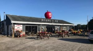 Pick Apples And Enjoy Homemade Food At Knight Farm In Rhode Island, A Perfect Fall Day Trip Destination