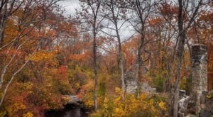 4 Scenic Drives In Rhode island That Are Downright Magical In The Fall