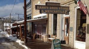 The Charming Montana General Store That's Been Open Since The Civil War Days