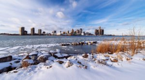 Detroiters Should Expect Ample Cold And Snow This Winter According To The Farmers' Almanac