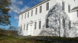 At 230 Years Old, The Architecturally Masterful Rockingham Meeting House In Vermont Is A Must-See National Historic Landmark