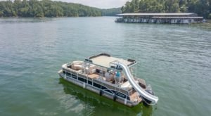 Rent Your Own Two-Story Party Boat In Georgia For An Amazing Time On The Water