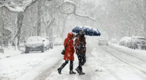 New Hampshirites Should Expect Extra Cold And Snow This Winter According To The Farmers Almanac