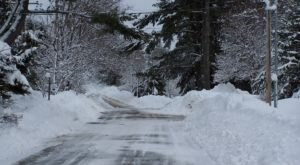 Mainers Should Expect Extra Cold And Snow This Winter According To The Farmers' Almanac