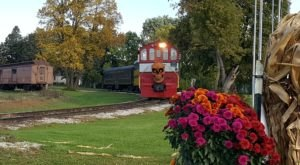 The Halloween Train Ride At Wisconsin's National Railroad Museum Is Filled With Fun For The Whole Family