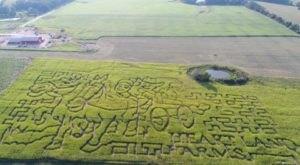 Mark Your Fall Calendar For Heartland Farms Fall Harvest In Missouri