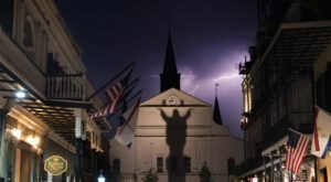 Stay Overnight In A 200-Year-Old Hotel That's Said To Be Haunted At Bourbon Orleans In Louisiana
