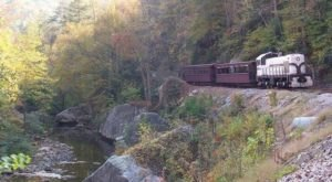 Embrace The Beauty Of Fall With A Ride On A Scenic Railway In Kentucky