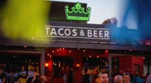 Choose From Over 20 Types Of Fresh And Flavorful Tacos At Tacos & Beer In Nevada