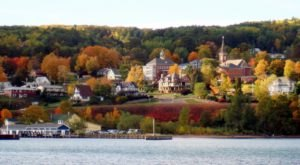 See The Most Breathtaking Fall Foliage From The Water On The Grand Tour Cruise In Wisconsin