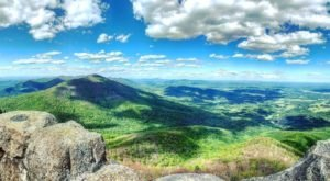 Sharp Top Trail Is A Challenging Hike In Virginia That Will Make Your Stomach Drop