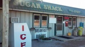 Order Some Of The Best Burgers In South Dakota At Sugar Shack, A Ramshackle Hamburger Stand