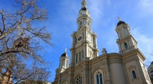 Completed In 1889, Cathedral Of The Blessed Sacrament Is An Absolutely Breathtaking Landmark In Northern California