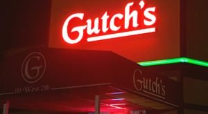 Snatch A Slice Of Wood Fired Brick Oven Pizza At Gutch's Bar & Grill In Kansas