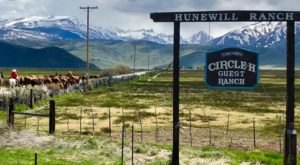 Experience Life On A Working Dude Ranch When You Plan A Getaway At Hunewill Ranch In Northern California